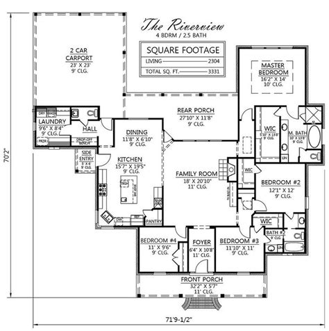 madden home design the riverview house plans