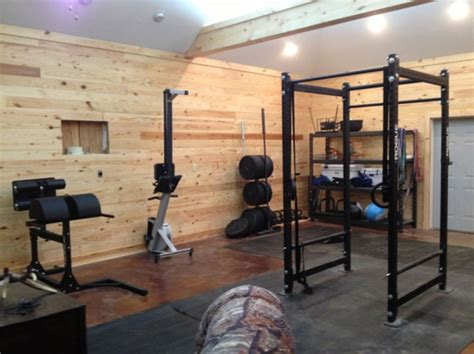 Types Of Basement Doors by Garage Gym Inspirations Amp Ideas Gallery Pg 2