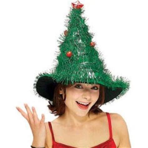 fancy dress ideas christmas tree hats