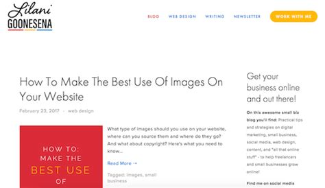 The Best Squarespace Template For Your Business Website Best Squarespace Template For Writers