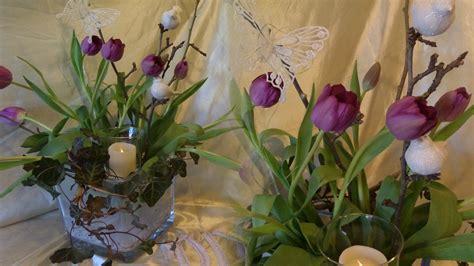 werkstatt diy diy blumen werkstatt edle fr 252 hligs deko mit tulpen