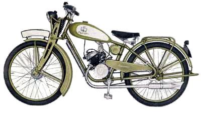 Sachs Motorrad 1930 by Www Cyclemaster Co Uk