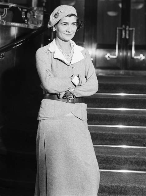 To Chanel Or Not To Chanel by Madame D Ora The Fashion Designer Coco Chanel Blart
