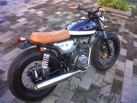 Modif Suzuki Thunder Pin Style Suzuki Thunder 125 6 Genuardis Portal On
