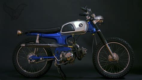 Honda Cl90 by Reader Rides Jake S Honda Cl90 Scrambler Bikermetric