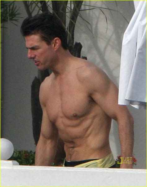 Tom Cruise Has Rippling Abs Photo Katie Holmes Shirtless Tom Cruise Pictures Just