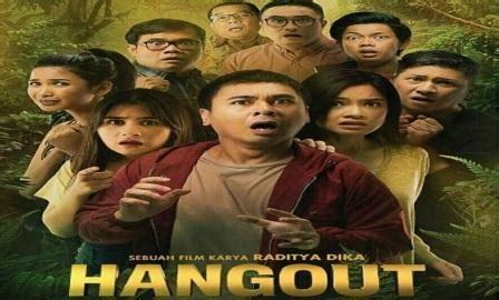 film single raditya dika rilis film terbaru raditya dika rilis trailer hangout hiburan