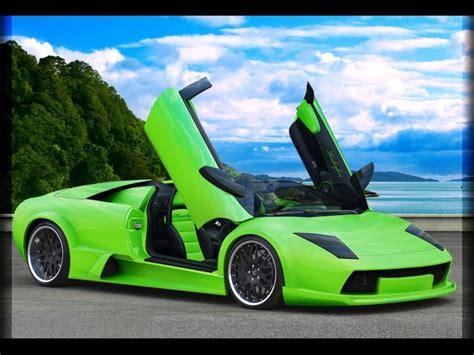 Stir Racing Sporty Cool Color Green bright green lamborghini awesome cars trucks jeeps so cool lamborghini