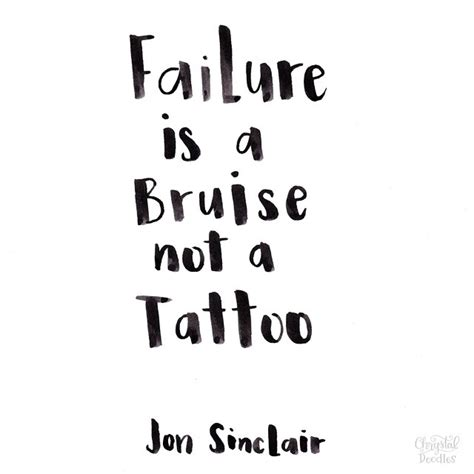 i m not thoughts from a brotha books failure is a bruise not a jon sinclair