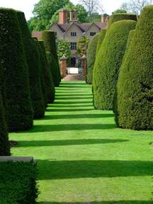 packwood house garden