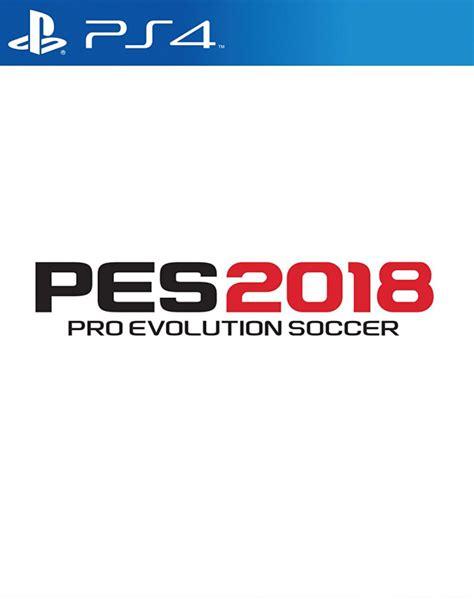 Ps4 Pro Evolution Soccer 2018 Pes 2018 pro evolution soccer 2018 ps4 free