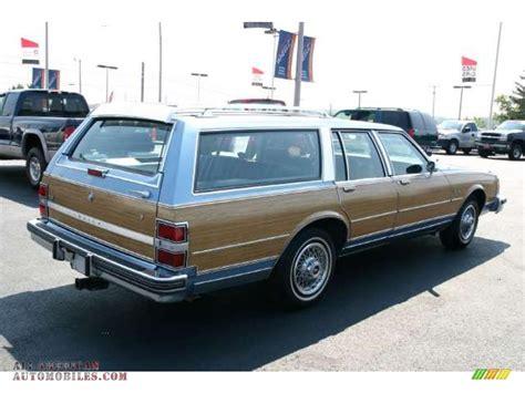 2020 buick electra estate wagon 1988 buick electra estate wagon in light sapphire blue