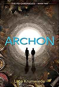 archon the psi chronicles 9780763676599