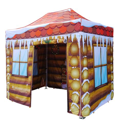 santa s grotto pop up gazebo gazeboshop