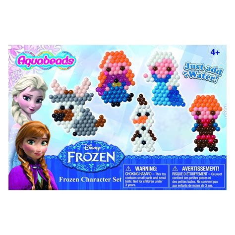 aquabeads disney frozen character playset top
