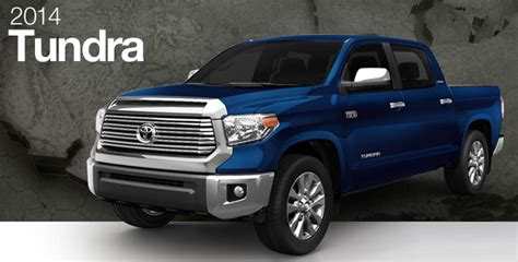 Toyota Oregon The All New 2014 Toyota Tundra Portland Oregon