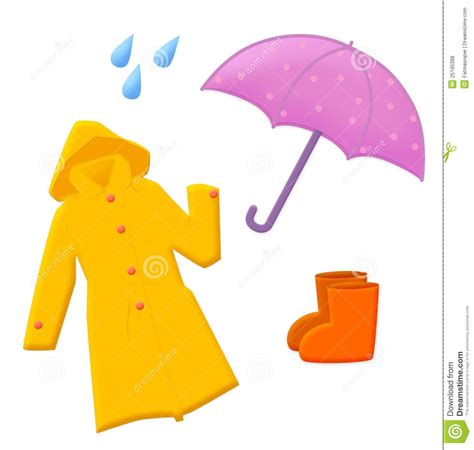 www clipart rainy weather clothes clipart clipartsgram