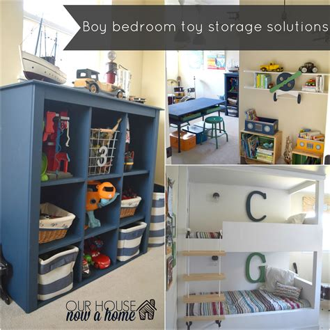 boys room storage a simple way to organize toys our house now a home