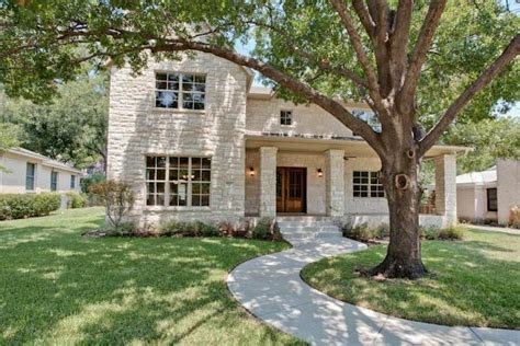 pictures for homes grand austin stone home in north ridge estates dallas