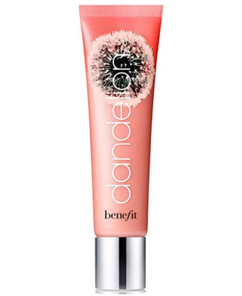 Benefit Lip Gloss Brillant A Levres Who Are You Waring benefit cosmetics ultra plush lip gloss dandelion makeup macy s