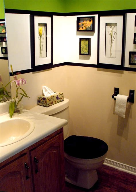 decorating small bathrooms 7 small bathroom design ideas