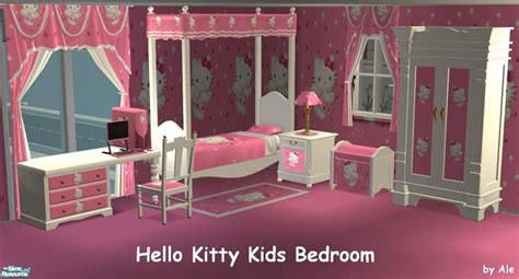Hello Kitty Bedroom Set Hello Kitty Bedroom And Bedroom Hello Bedroom Furniture Set