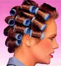 grown man in curlers graham sat perfectly still as his mother gave him his