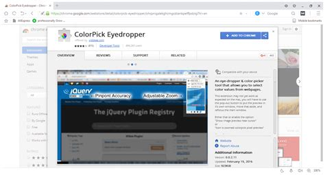 color picker extension html color picker tools for firefox chrome and