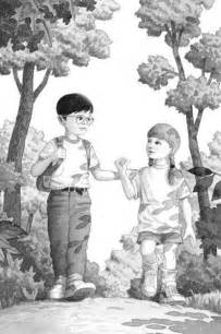 jack and annie coloring pages coloring home