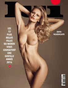 new lui magazine covers with nude models by luigi amp lango december