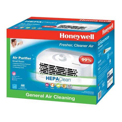 honeywell hht270w portable hepaclean tabletop air purifier honeywell store