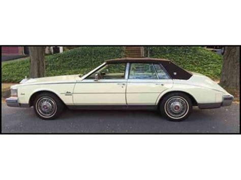 1981 cadillac seville 1981 cadillac seville elegante for sale classiccars