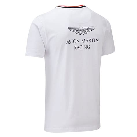 aston martin racing merchandise aston martin racing team travel t shirt xs s m l xl