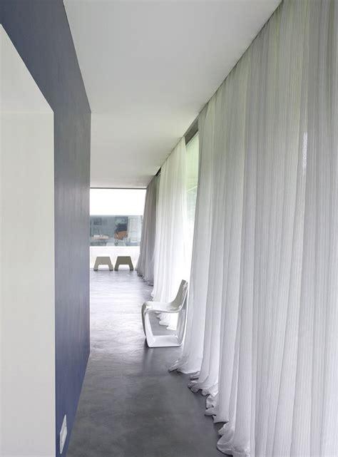 gardinen modern moderne gardinen und vorh 228 nge aus leinenstoffen 30 ideen