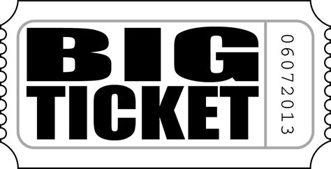 ticket bid marmion big ticket raffle winners announced