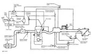 1997 mazda 626 diagram for vacuum system engine mechanical