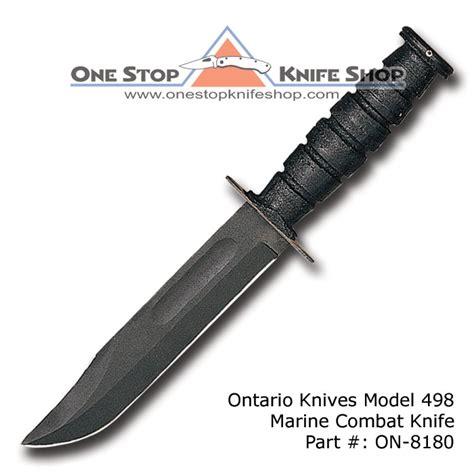 ontario 498 marine combat knife 2009 ontario 498 marine combat