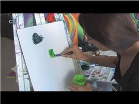V Tec Painting Knife Type 2010 acrylic painting tips acrylic painting techniques using a palette knife