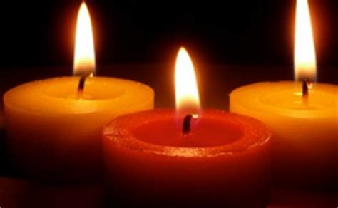foto candele biglietti lutto biglietti di ringraziamento ricordini