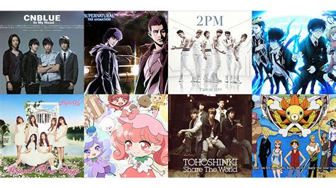 theme songs for anime 12 k pop artists that have released anime theme songs soompi