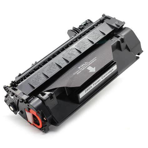Toner Laserjet 80a 3x cf280a 80a black toner cartridge for hp laserjet pro