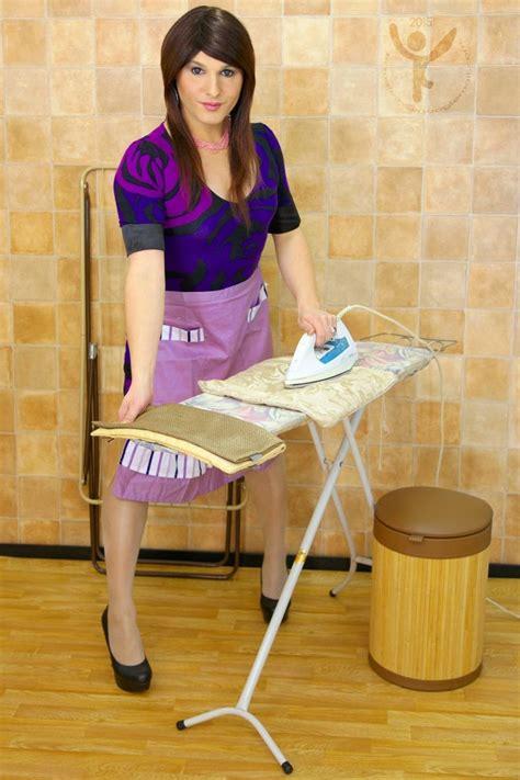sissy daily routine housework by ermelein deviantart com on deviantart