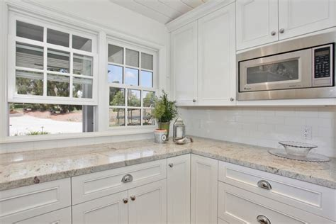 bianco romano granite with white cabinets the beautiful bianco romano granite countertops in modern
