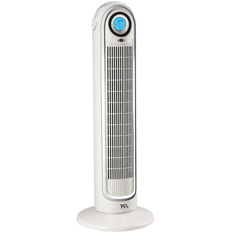 remote oscillating fan oscillating tower fan with ionizer remote in fans