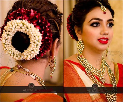 Bridal Buns Hairstyles Indian by Bridal Hairstyles 38 Gorgeous Looks For This Wedding Season