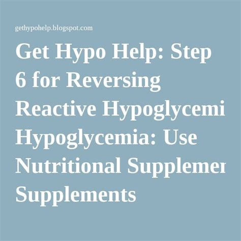 Low Reactive Detox Diet by 35 Best Reactive Hypoglycemia Images On