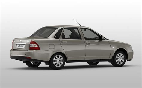 Lada Official Website Lada Priora Sedan Review Lada Official Website