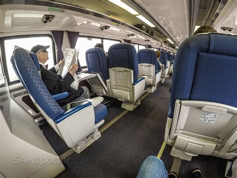 business class seat amtrak amtrak pacific surfliner business class san diego to los