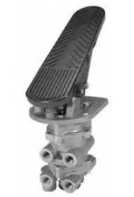 Air Brake System Foot Valve Bendix 800632 E 10p Basic Foot Valve Anythingtruck