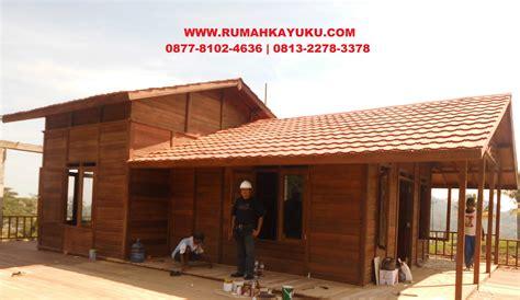 desain gerobak bongkar pasang desain rumah kayu bandung rumah kayu knock down